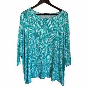 HourGlass Lilly Flowy Blouse - S/M